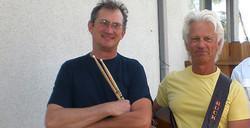 Jay Setar and Chris Buck