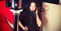 Tiger Brooke Recording