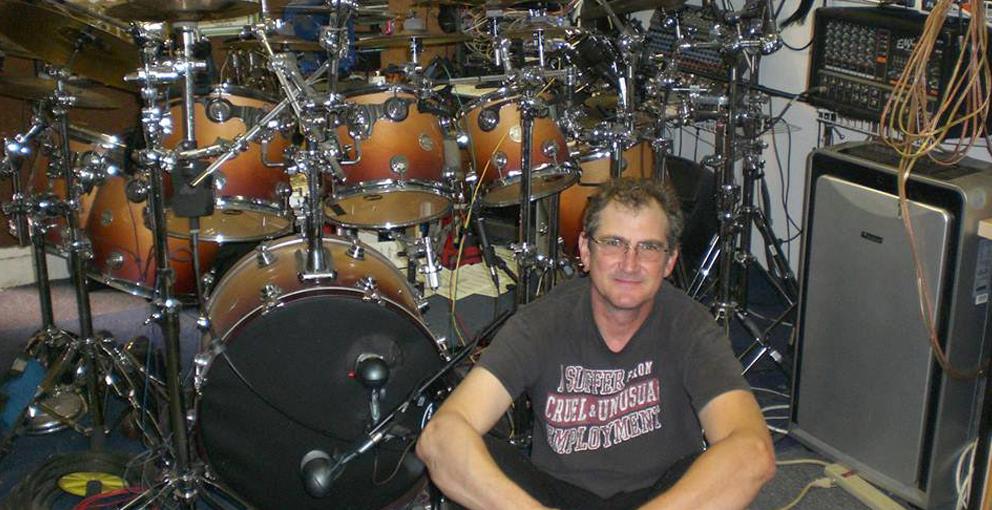 Guest musician Jay Setar