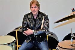 Guest musician Ron Hurst