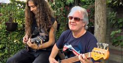 Guste musician Greg den Hartog