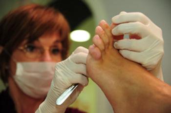 Magda medical pedicure Marbella Estepona Puerto Banus Nueva Andalucia