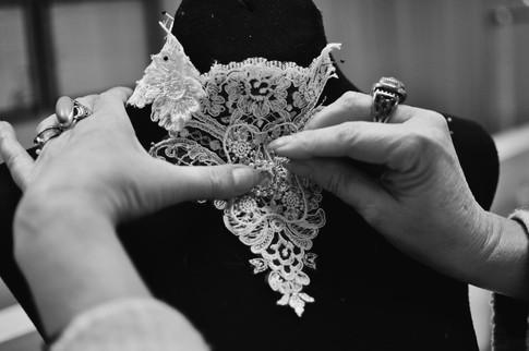 workshop kragen maken