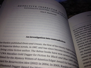 Chapter on Ian Rankin's Detective Rebus published