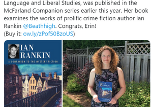 Rankin Book in Fanshawe College News