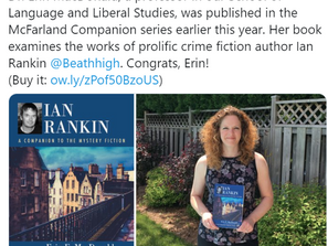 Rankin Book in Fanshawe College News
