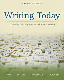 Writing Today - Erin E. MacDonald