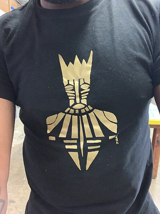 GOLD KING/QUEEN SHIRT