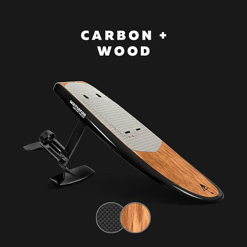 WR Waviator Full Carbon + Wood