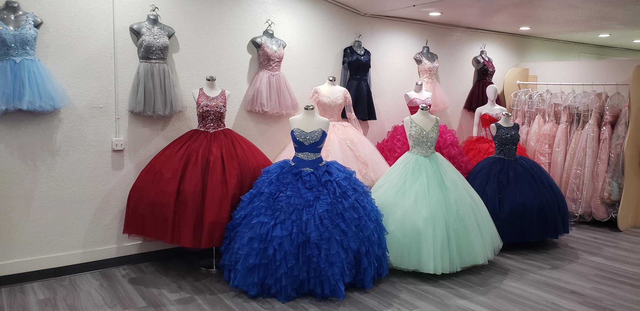 Lucy Franco Las Vegas | Quinceanera Dresses