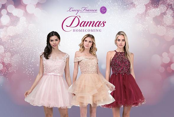 Vestidos para Damas en Las Vegas | Damas Dresses in Las Vegas