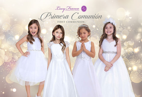 Vestidos y Accesorios para Primera Comunion en Las Vegas | Dresses and Accesories for First Communion in Las Vegas