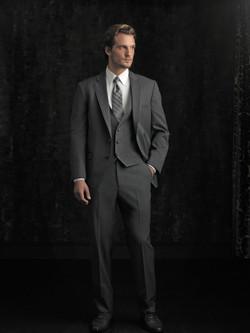 Steel Grey Allure Slim Fit Suit
