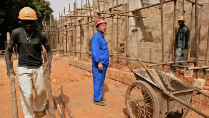 What is the relationship between Chinese investments in Africa and jobs for the African youth?...
