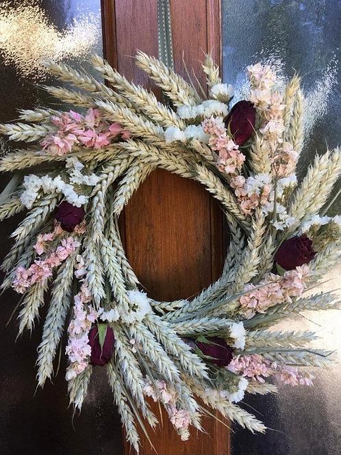 British Summer Wreath