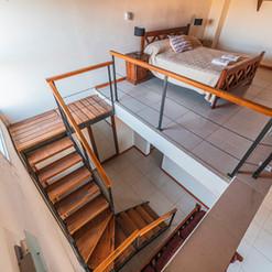 Duplex con capacidad para 4 personas
