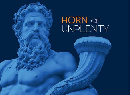 """""""Horn of Unplenty"""" 10.29.2019"""