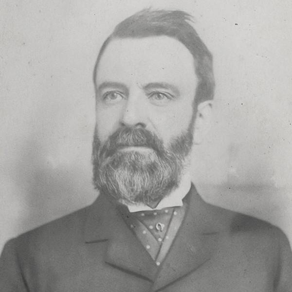 Grenson founder William Green
