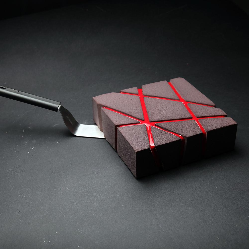 'Chocolate Block' cake