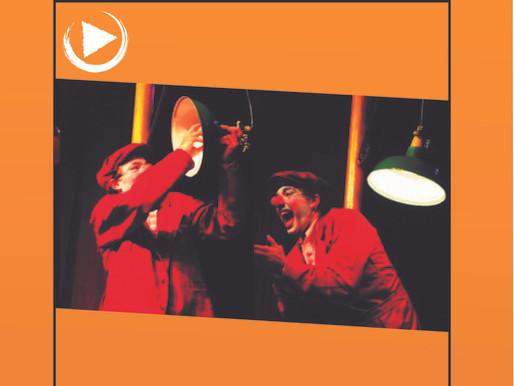 #Ep08 - Palhaços, Teatreiros e o Academicismo