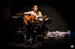 Luíza Marcon - Sonoplasta ao vivo