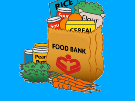 Food Donation Drop off Points