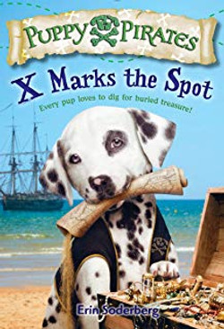 Puppy Pirates-Marks the Spot