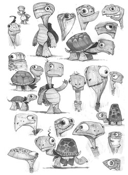 turtle-sketches