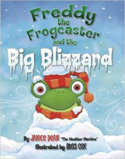 Freddy the Frogcaster and the Big Bl