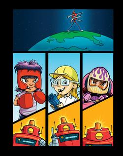 Shero the Super Hero
