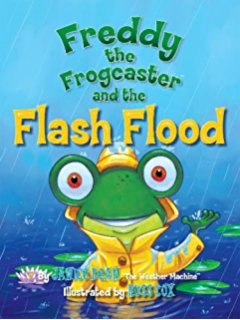 Freddy the Frogcaster and the Flash