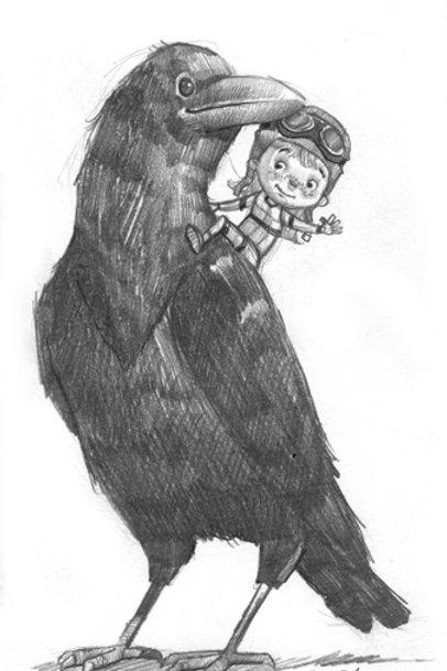 Crow Flyer
