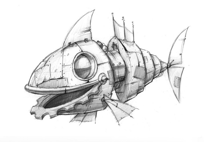 Mechanical Fish
