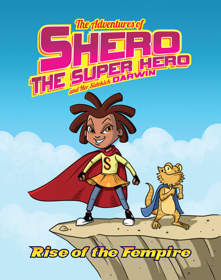 Shero the Super Hero