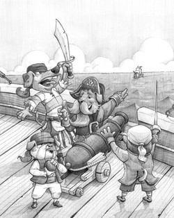 Puppy Pirates