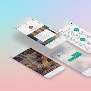 UX & UI Design + App Development
