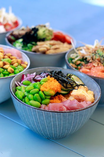 poke bowl delicioso