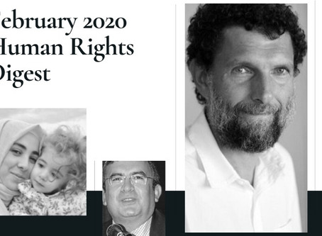 HUMAN RIGHTS DIGEST: FEBRUARY 2020 ARTICLES