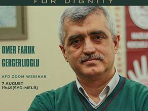 Milletvekili Ömer Faruk Gergerlioğlu: Zulme uğrayanların bir çoğunun gözyaşlarına eşlik ettim, ağlad