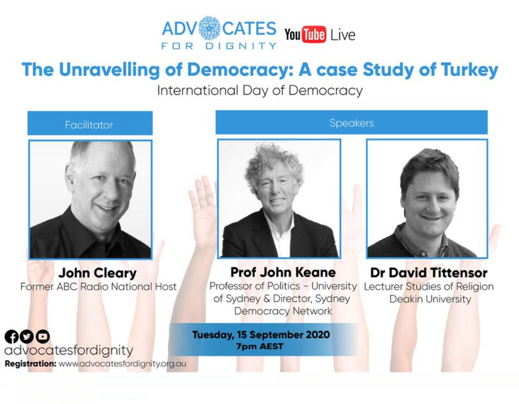 The Unravelling of Democracy: A Case Study of Turkey