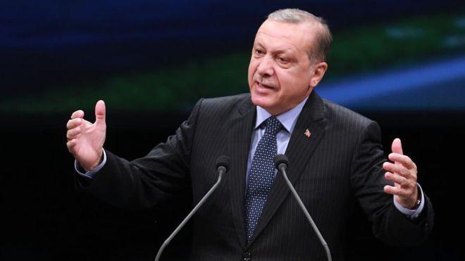 Why did Turkey hold a referendum?