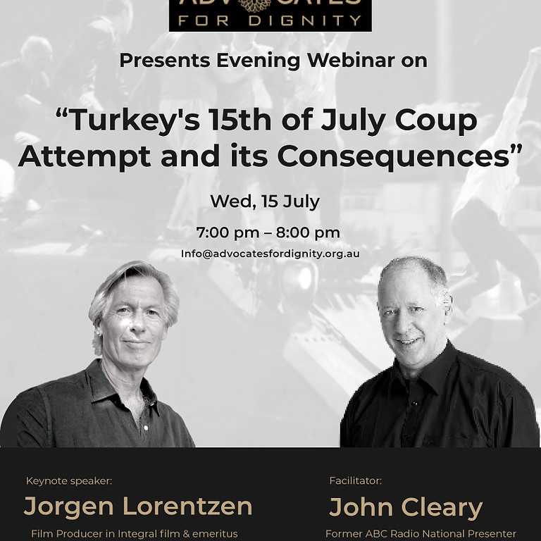 Turkey's 15th of July Coup Attempt and its Consequences