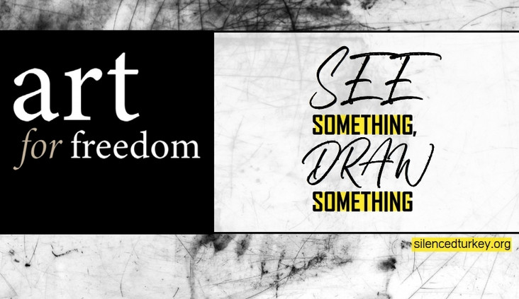 ART for Freedom – See Something Draw Something