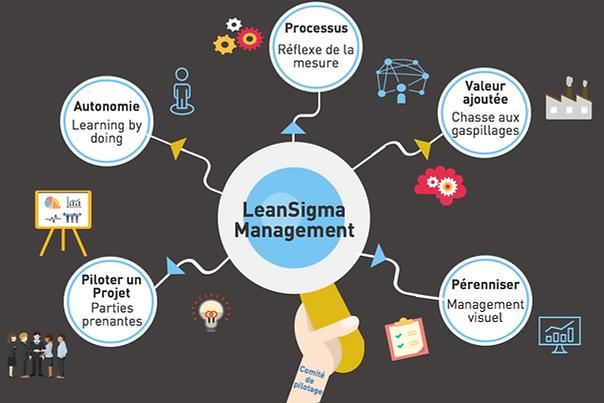 LeanSigma Management chez Lean Tracker