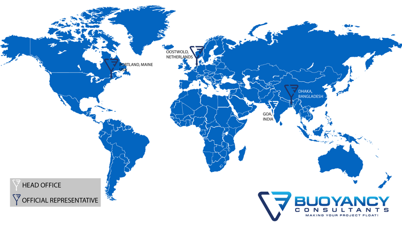 Our Global expansion took place within a year of operation.