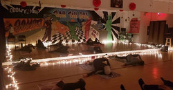 Relaxing with Yoga, you should be here,
