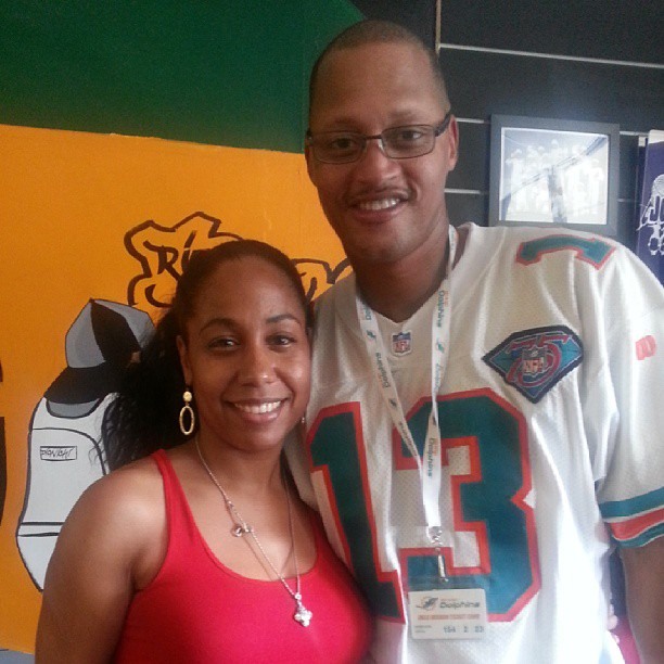 Me and Lorenzo IceT from #99Jamz #JusHip