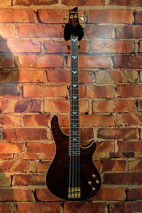 USED Schecter C4 bass