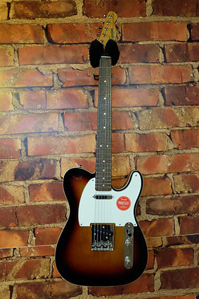 NEW Fender Squire Telecaster 60's Classic Vibe
