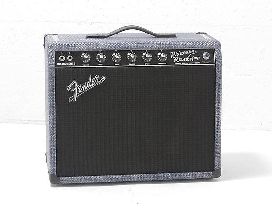 """NEW Fender Princeton Reverb '65 reissue """"Chilewhich denim"""""""